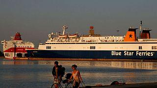 لیتوانی؛ سانحه در یک کشتی حامل ۳۳۵ سرنشین در دریای بالتیک