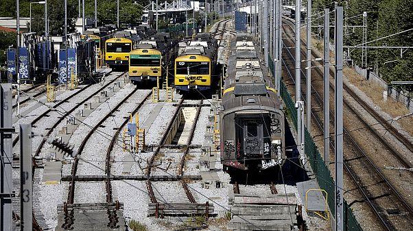 Comboios e escolas portuguesas em mais um dia de greve