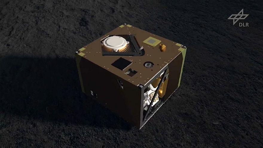 """""""MASCOT"""" erfolgreich auf Asteroiden gelandet"""