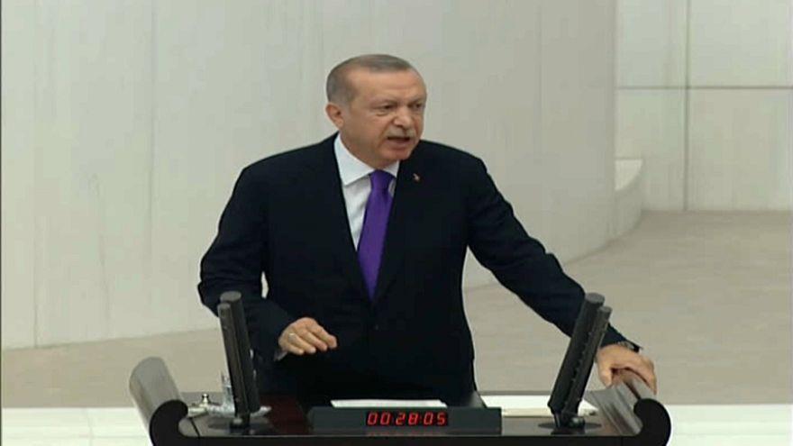 Os avisos de Erdoğan a Chipre