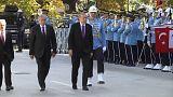 Erdoğan warnt Zypern vor Alleingängen