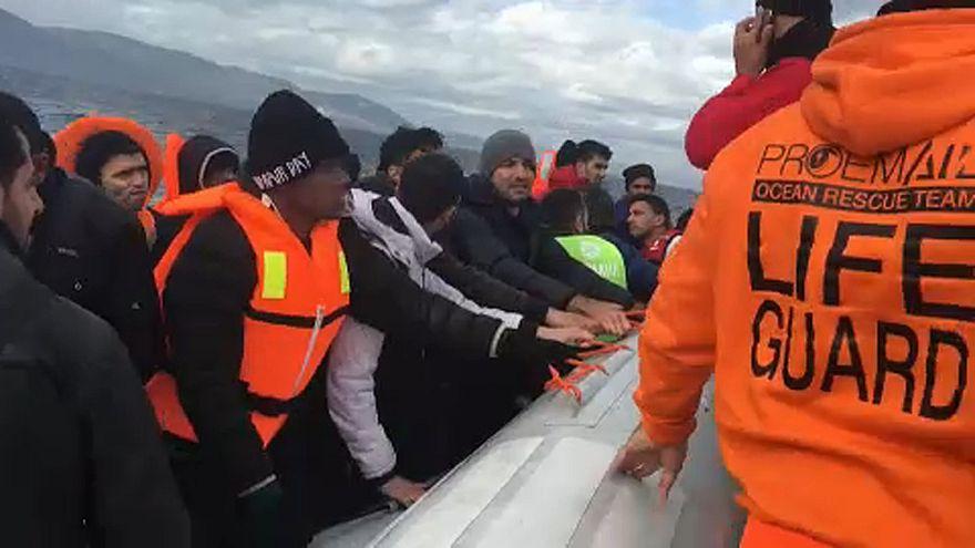 """""""Hilfen für Flüchtlinge nicht kriminalisieren"""""""