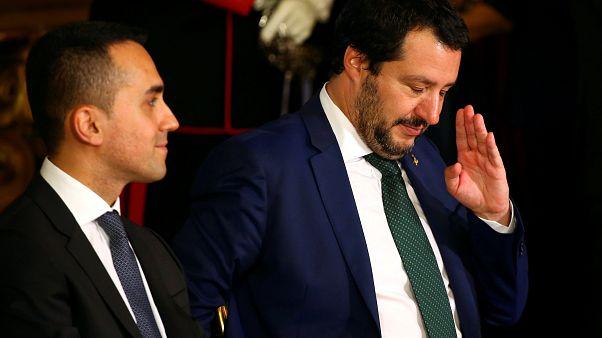 La política de inmigración italiana incrementa la popularidad de Matteo Salvini