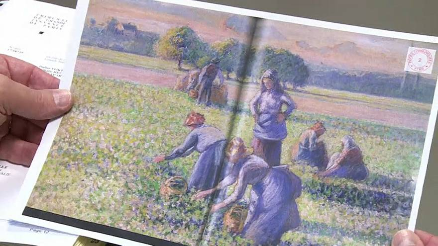 Un Pissarro confisqué sous l'Occupation retrouve sa famille