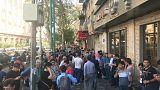 خرید و فروش ارز توسط دلالان در خیابانهای تهران