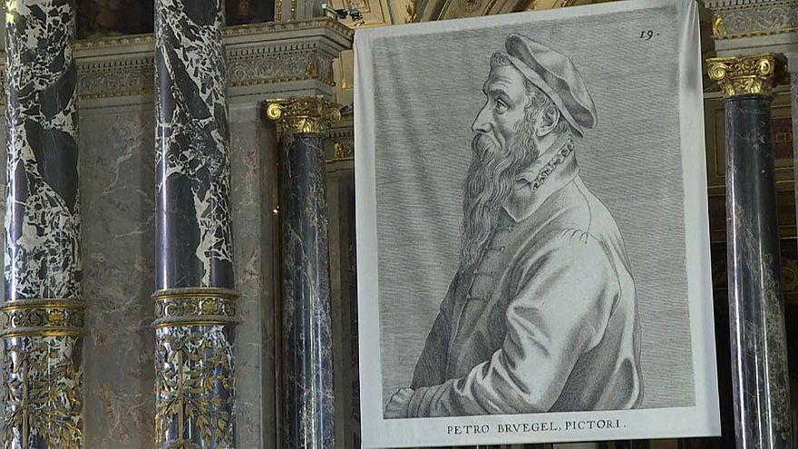 Obras de Brueghel em Viena