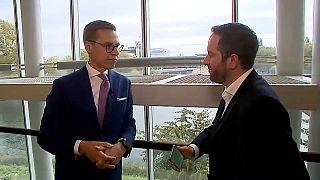 """Alexander Stubb: """"Tenemos que escuchar el sonido del populismo"""""""