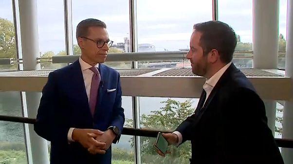 Finnischer Ex-Premier will EU-Kommissionspräsident werden