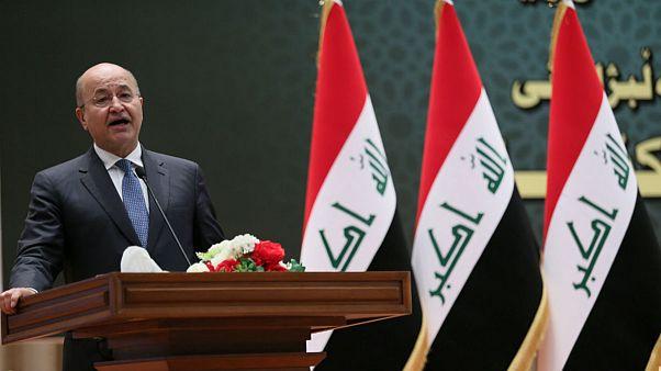 برهم صالح به ریاست جمهوری عراق انتخاب شد