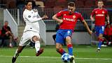 Nikola Vlašić assina o único golo do CSKA-Real Madrid