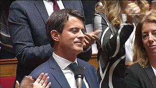Manuel Valls dice adiós al parlamento francés