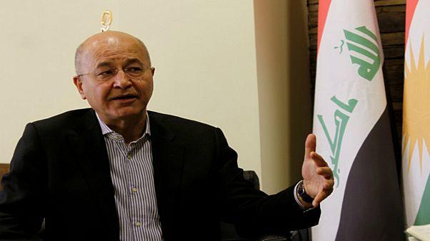 البرلمان العراقي ينتخب السياسي الكردي برهم صالح رئيسا للبلاد