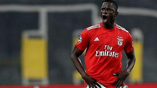 Liga dos Campeões: Alfa Semedo salva Benfica em Atenas