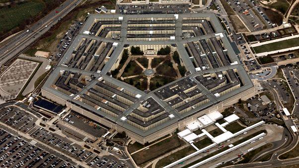 Пентагон получил конверты с ядом