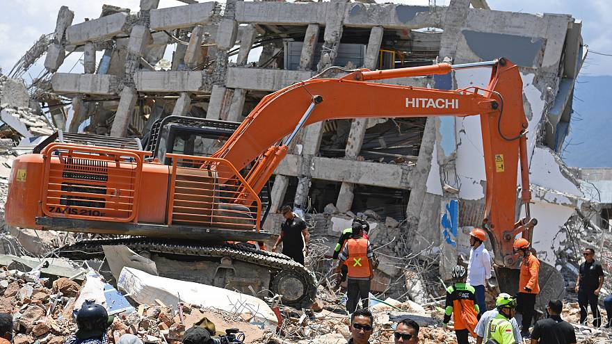 Indonesia: cronache dalla terra devastata dal sisma