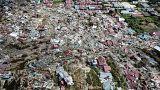 Endonezya: Depremin ardından yanardağ patladı