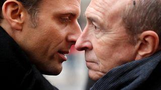 Resa di Macron: sì alle dimissioni di Collomb