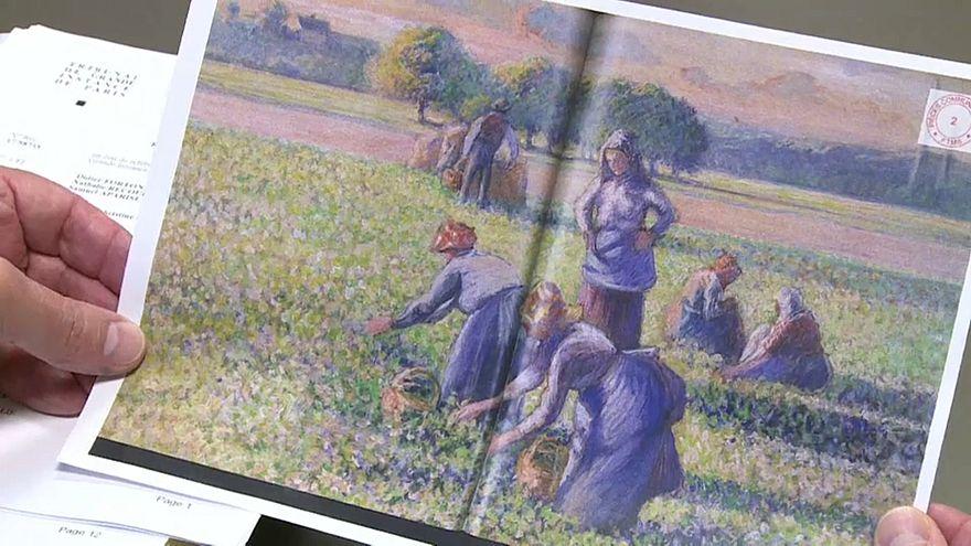Raubkunst: Pissarro-Gemälde kehrt an Erben zurück
