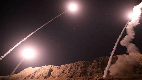 سپاه پاسداران: ۴۰ فرمانده داعش در حمله موشکی ایران کشته شدند