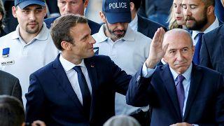 Collomb-Rücktritt: Schlappe für Macron