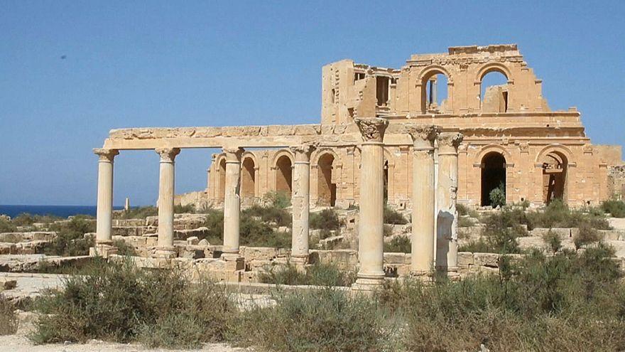 Памятникам Сабраты угрожает разрушение