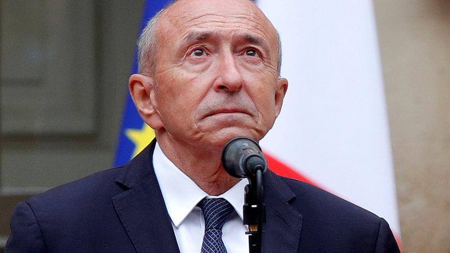 Elfogadta a francia belügyminiszter lemondását Emmanuel Macron