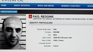 Notorious French gangster on the run for 3 months caught by police