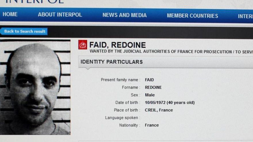 Detenido el fugitivo más buscado de Francia