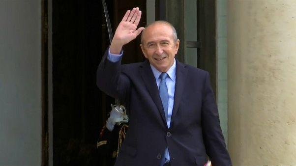 وزير الداخلية الفرنسي، جيرار كولومب