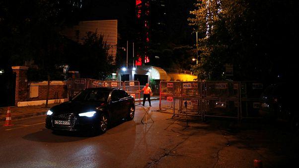 کنسولگری عربستان سعودی در استانبول