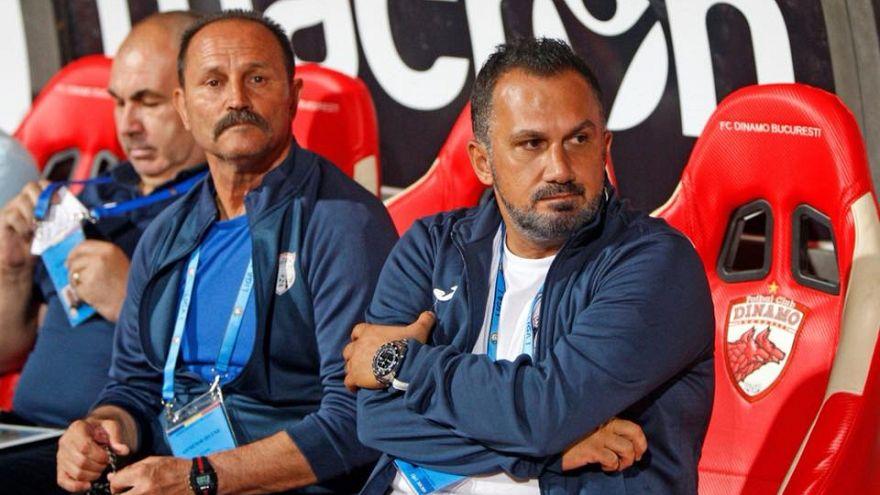 Hagi'ye Türk teknik adam Yüksel Yeşilova'dan 'ırkçılık' suçlaması