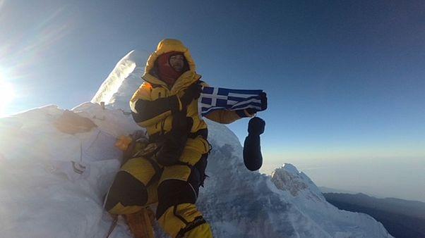 Έλληνες ορειβάτες κατέκτησαν τα Ιμαλάια!