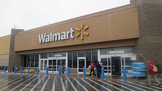 صورة لأحد مراكز وولمارت التجارية في الولايات المتحدة - فليكر