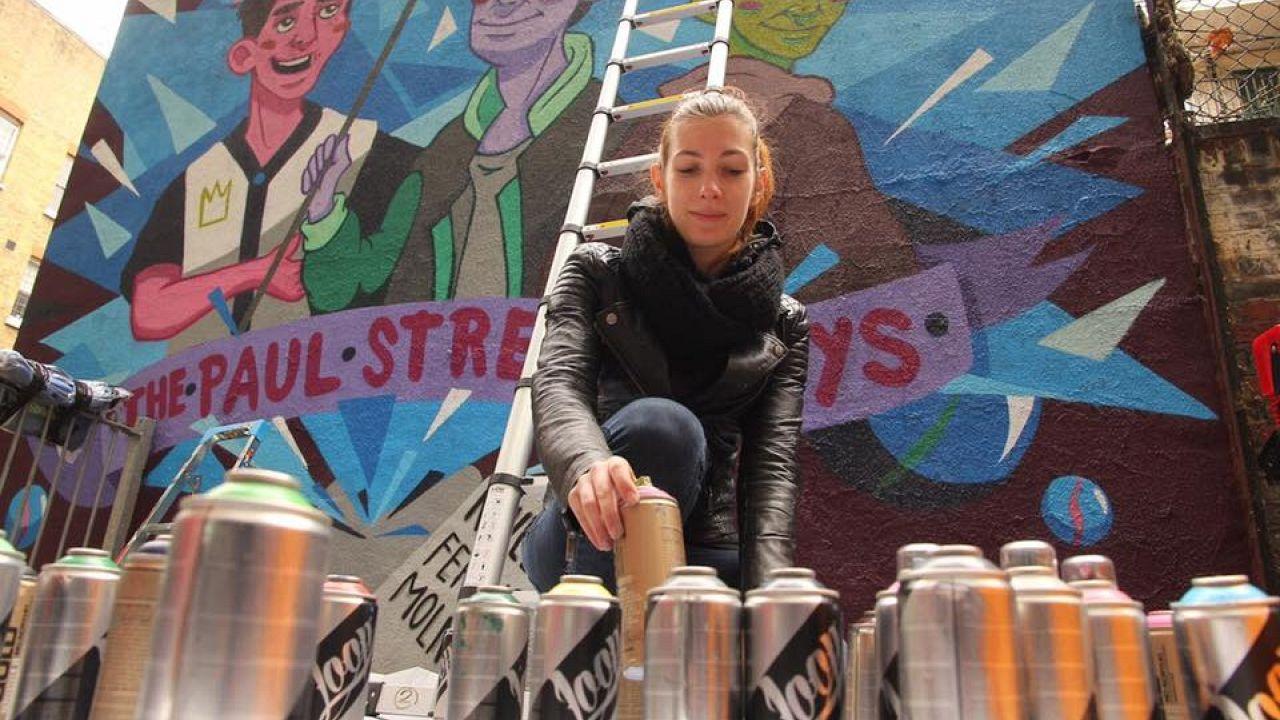 London belvárosát színesítik A Pál utcai fiúk