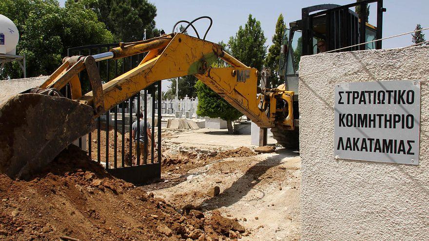 Κύπρος: Έθαβαν στρατιώτες της ΕΛΔΥΚ όπως όπως!