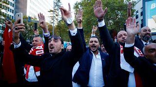 Avusturya zafer, bozkurt ve rabia işaretlerini yasaklamaya hazırlanıyor