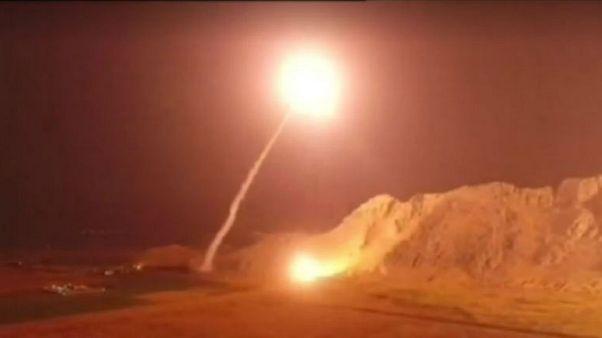 İran: Suriye'de 40 IŞİD mensubunu öldürdük