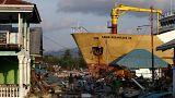 Ινδονησία: Αναζητούν επιζώντες έξι ημέρες μετά την καταστροφή