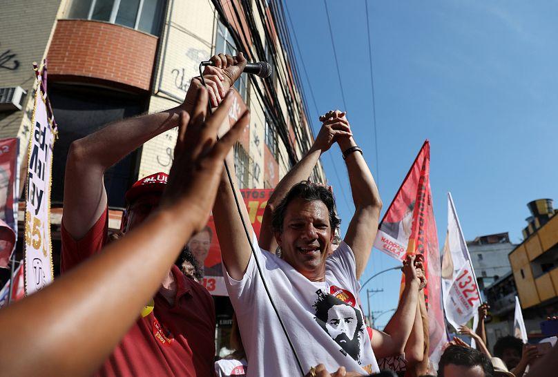 Elecciones presidenciales 2018 en fotos — Brasil