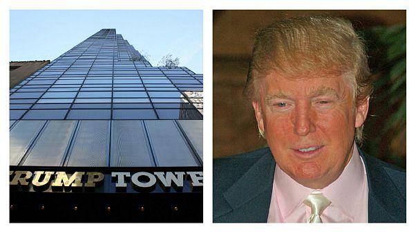 تحقیقات اداره مالیات نیویورک درباره احتمال تخلف مالیاتی دونالد ترامپ