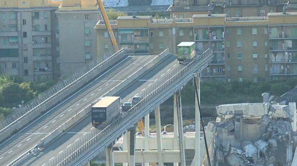 Genua: Brücke hätte vor Jahren geschlossen werden müssen