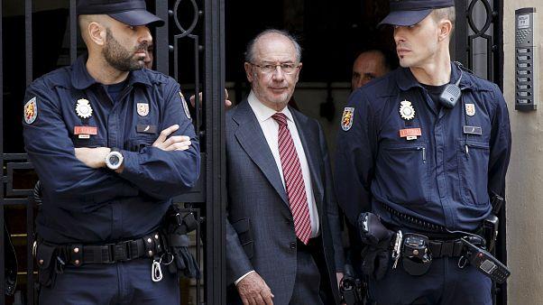 La Justicia española confirma 4 años de cárcel para Rodrigo Rato