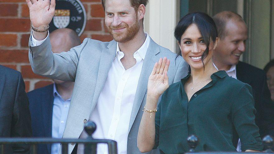 Először látogatott névadó hercegségébe Harry és Meghan