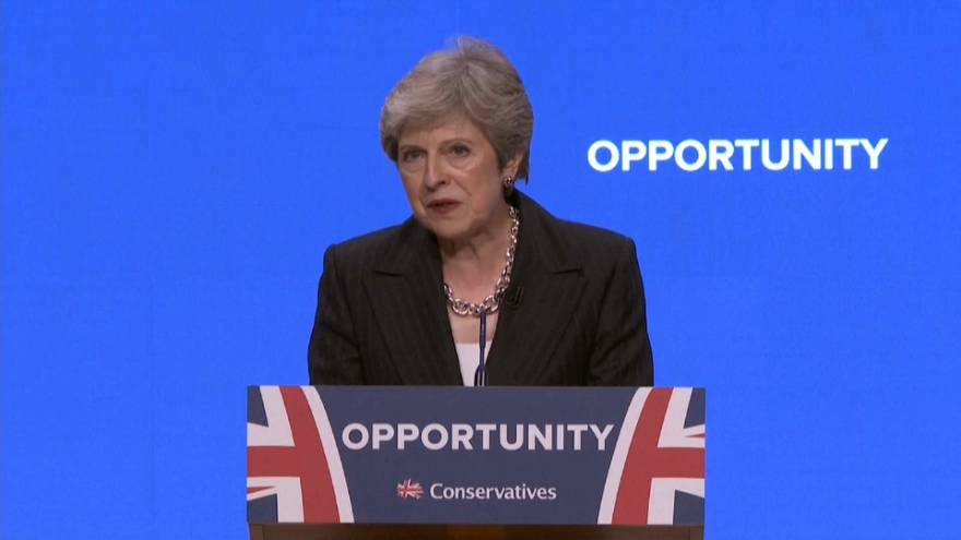 Raw Politics: all eyes on Birmingham as May puts Brexit at forefront of Tory conference