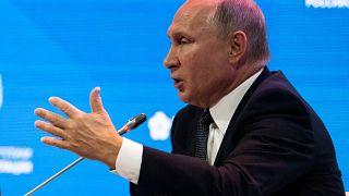 فلاديمير بوتين: الجاسوس السابق سيرغي سكريبال خائن لروسيا