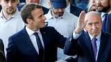 Raw Politics: a bad day at the office for Macron as another close ally walks away