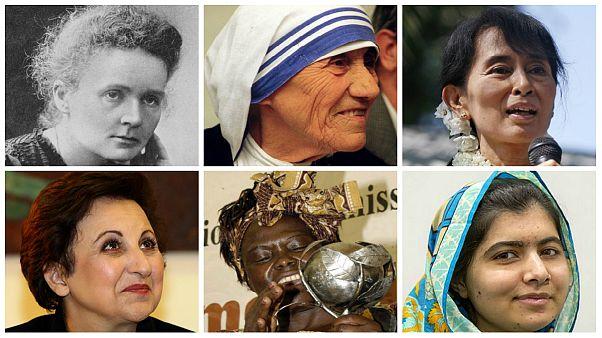 زنان و نوبل؛ راهی ناهموار برای رسیدن به برابری در صلح و علم