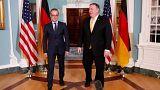 بومبيو: إيران هي مصدر التهديد للبعثات الأمريكية في العراق