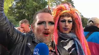 3.10. in Berlin: Proteste zum Tag der Deutschen Einheit