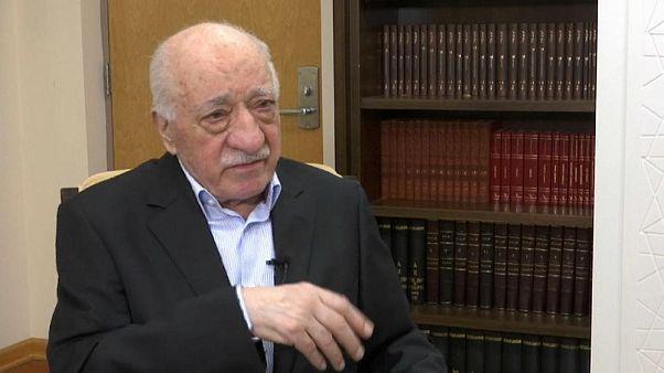 Pensilvanya'da Gülen'in kaldığı yerleşkeden silahlı kişiye uyarı ateşi